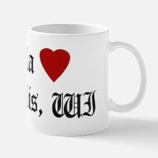 Hella Love West Allis Mug