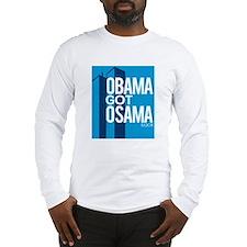 Obama got Osama Long Sleeve T-Shirt