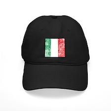 Vintage Italian Flag Baseball Hat
