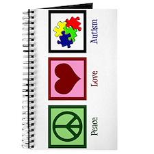 Autism Puzzle Journal