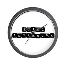 Setec Astronomy Wall Clock