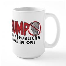 Dump Trump 2012 Mug