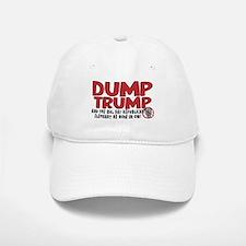 Dump Trump 2012 Baseball Baseball Cap