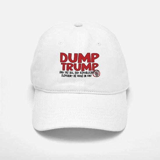 Dump Trump 2012 Cap