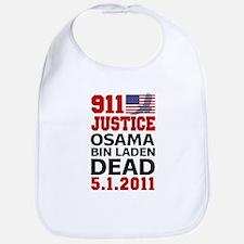 Osama bin Laden Dead Bib