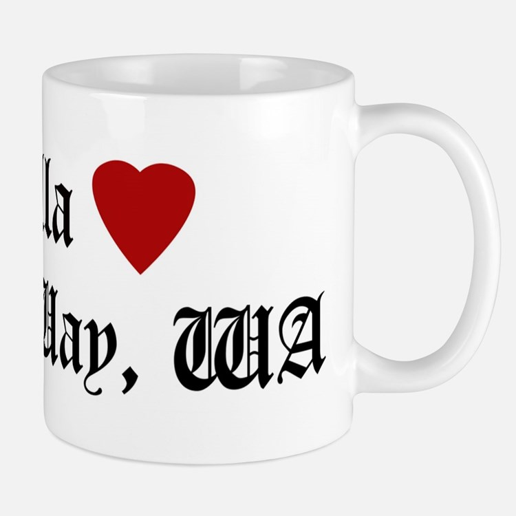 Hella Love Federal Way Mug