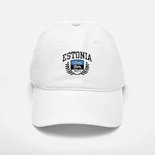 Estonia Baseball Baseball Cap