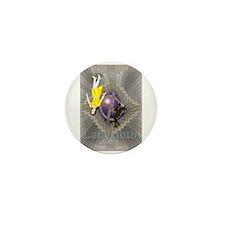 Unique Labyrinth Mini Button (100 pack)