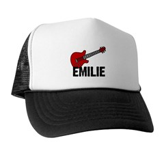 Guitar - Emilie Trucker Hat