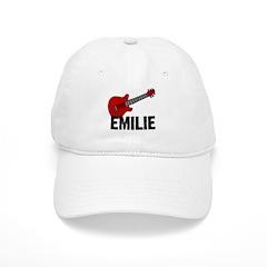 Guitar - Emilie Baseball Cap
