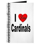 I Love Cardinals Journal