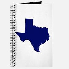 Texas - Blue Journal