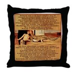 Earth Day Love - Throw Pillow