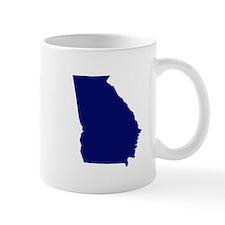 Georgia - Blue Mug