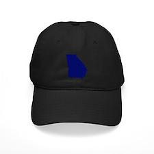 Georgia - Blue Baseball Hat