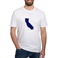 California - Blue Shirt