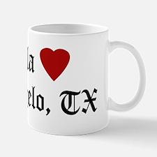 Hella Love San Angelo Mug