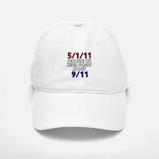 5/1/11 Because We Never Forgot 9/11 Baseball Baseball Cap