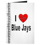 I Love Blue Jays Journal