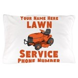 Lawnmower Pillow Cases