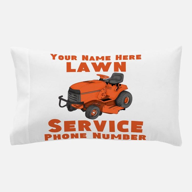 Lawn Service Pillow Case
