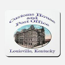 Louisville Customs House Mousepad