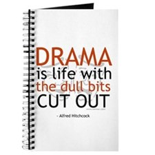 Alfred Hitchcock Drama Quote Journal