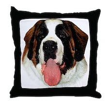 Saint 8 Throw Pillow