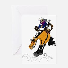 Encouragement - Western Horse Greeting Card
