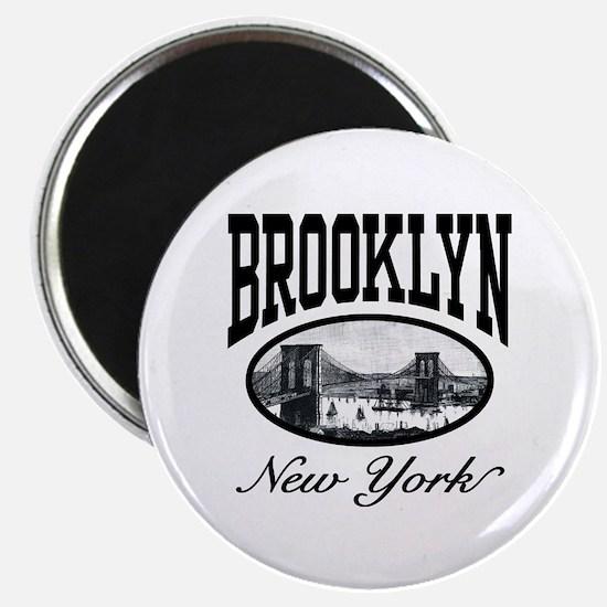 Brooklyn New York Magnet