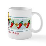 Cinco de Mayo pepper band Mug