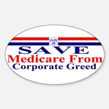 Save Medicare Decal