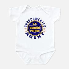 Undocumented Border Patrol Agent Infant Creeper