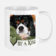 Loved by a King Mug