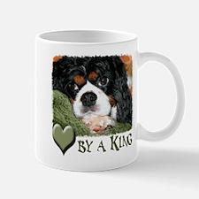 Loved by a King Mug