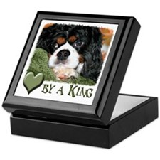 Loved by a King Keepsake Box