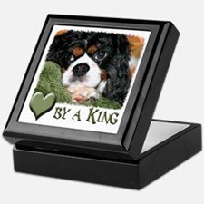 Loved by a King Keepsake Box