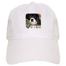 Loved by a King Baseball Cap