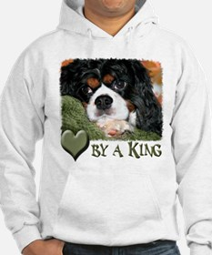Loved by a King Hoodie