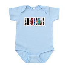 Unique Sunset Infant Bodysuit