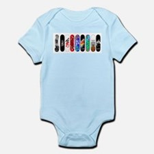 Unique Skate Infant Bodysuit