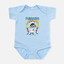 Cute Felix the cat Infant Bodysuit