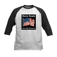 Navy Seals Are My Heros Tee
