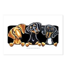 Dachshund Lover Postcards (Package of 8)