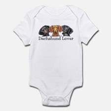 Dachshund Lover Infant Bodysuit