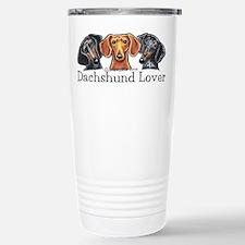 Dachshund Lover Travel Mug