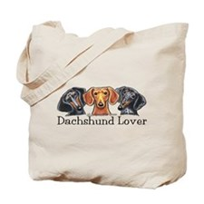 Dachshund Lover Tote Bag