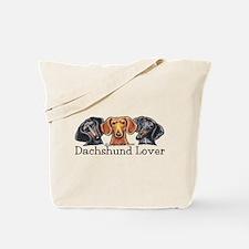 Dachshund Lover Tote Bag