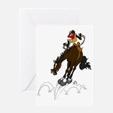 Encouragement - English Horse Greeting Card