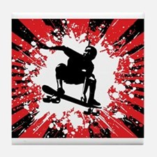 Unique Skate Tile Coaster